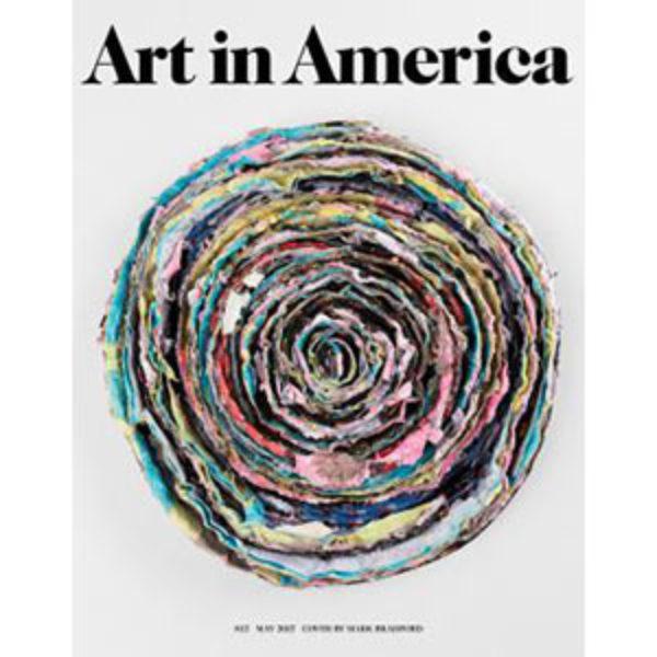 Free Art in America Magazine Subscription