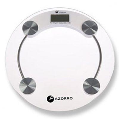 Azorro Precision Digital Bath Scale Just $14.95 (Reg $60) + Prime