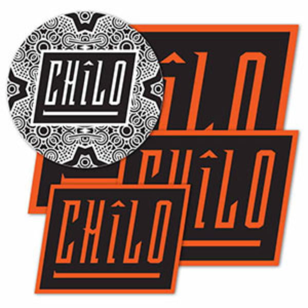 Free Chilo Sticker Pack