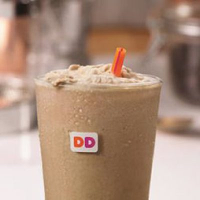 Dunkin' Donuts: Free Frozen Dunkin' Coffee Samples - May 19th