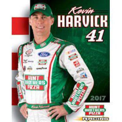 Free Kevin Harvick Hero Card