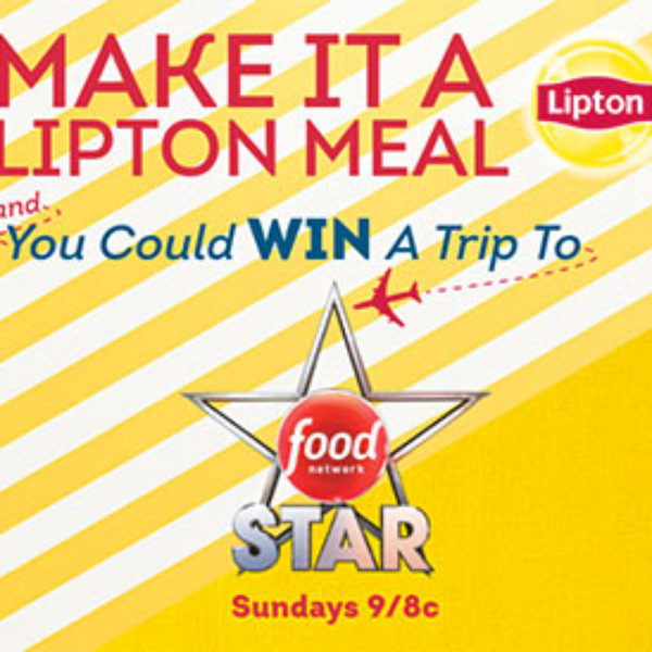 Win a Trip to the Food Network Star Event