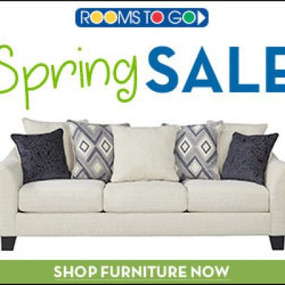 Rooms To Go: Spring Sale & Clearance