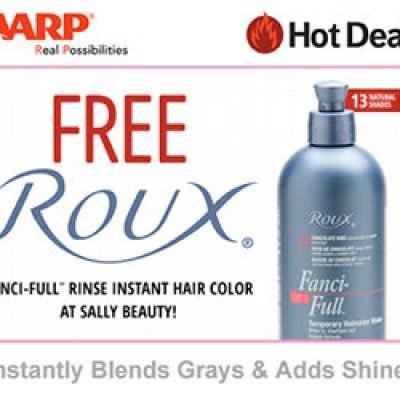 Sally Beauty: Free Roux Fanci-Full Hair Color