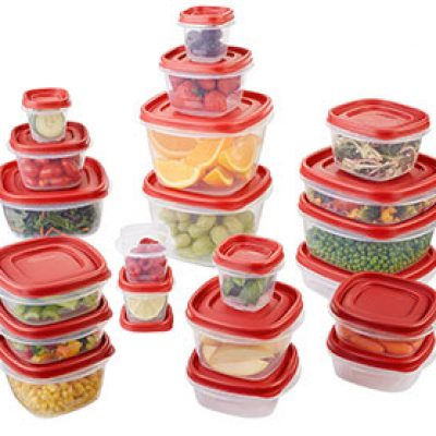 Rubbermaid 42-Piece Easy Find Set Just $19.87 + Prime
