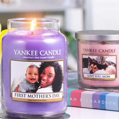 Yankee Candle: 50% Off $75 & More