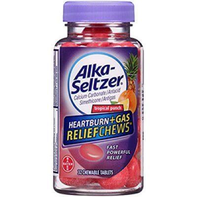 Alka-Seltzer ReliefChews Coupon
