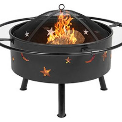 """Best Choice Products 30"""" Fire Pit Just $59.95 (Reg $130) + Free Shipping"""