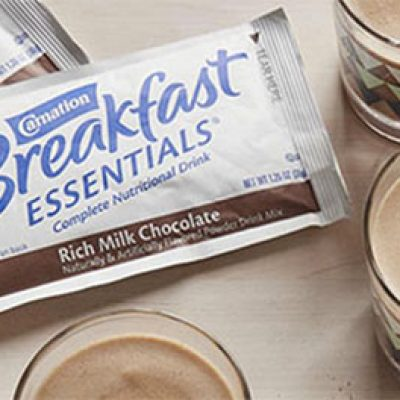 Free Carnation Breakfast Essentials Samples