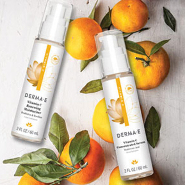 Free Vitamin C Renewing Moisturizer & Serum Samples