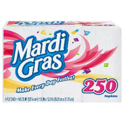 Mardi Gras Napkins Coupon