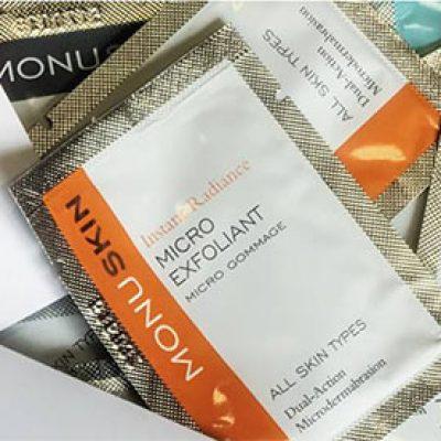 Free Monu Natural Skincare Samples