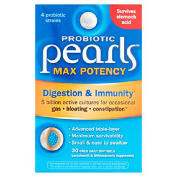 Pearls Probiotic Coupon