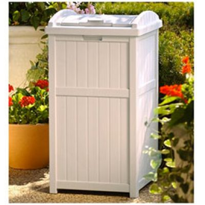 Suncast Outdoor Trash Hideaway Only $28.87 (Reg $54) + Prime