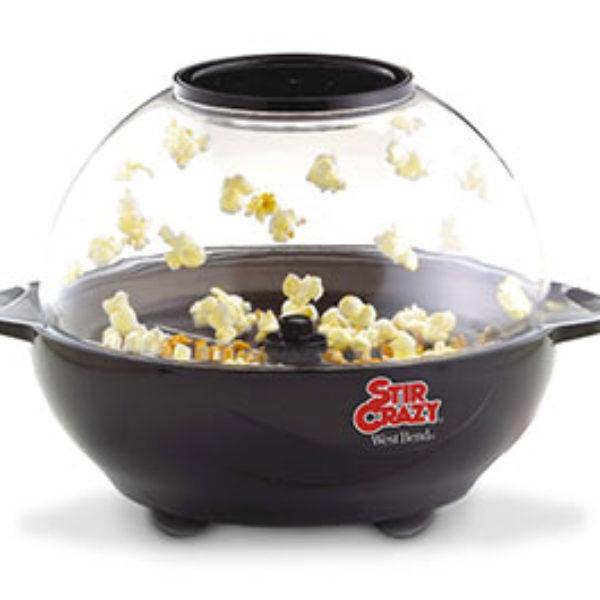 West Bend Popcorn Popper Just $20.00 (Reg $46) + Prime