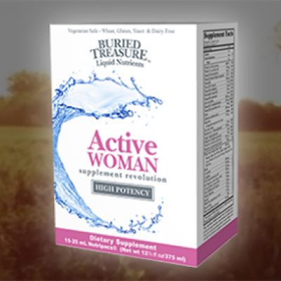 Free Active Woman Supplement Samples