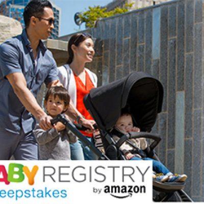 Amazon: Baby Registry Sweepstakes