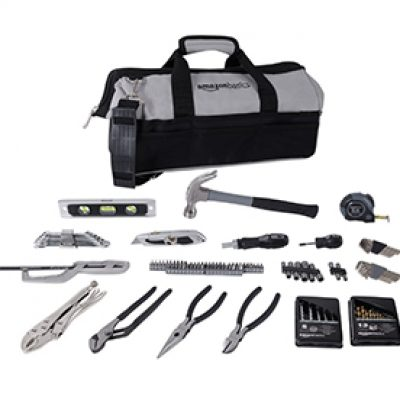 AmazonBasics 115-Piece Home Repair Kit Just $26.32 (Reg $45)