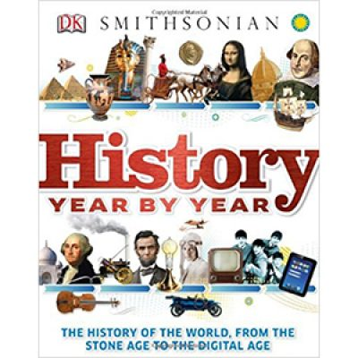 History Year by Year Hardcover Book Just $12.44 (Reg $25)