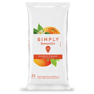 Simply Summer's Eve Coupon