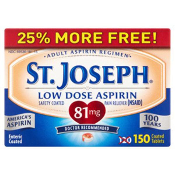 St. Joseph Low-Dose Aspirin Coupon