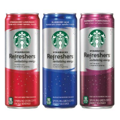 Starbucks Refreshers Coupons