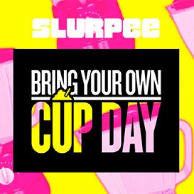 7-Eleven: Slurpee BYOCup Days - Aug 18 & 19