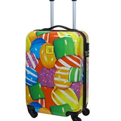 Candy Crush Cabin Bag Just $35.60 + prime