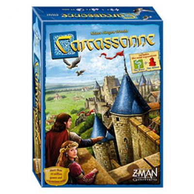 Carcassonne Board Game Just $17.99 (Reg $34.99)