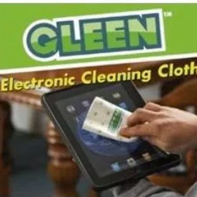 Free Gleen Electronics Cleaning Cloth