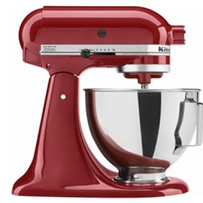 KitchenAid Stand Mixer Just $199.99 (Reg $400)