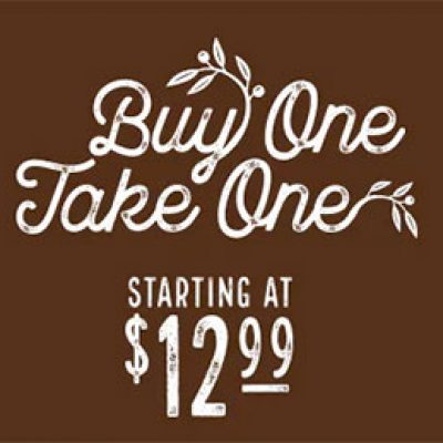 Olive Garden Buy One Take One For Oh Yes It 39 S Free