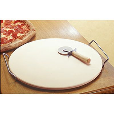 Good Cook 14.75 Inch Pizza Stone Just $7.16 as Add-On