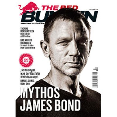 Free Subscription: The Red Bulletin