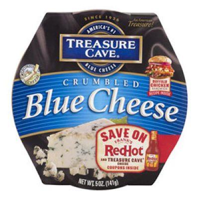 Treasure Cave Cheese Coupon