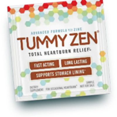 Free Tummy Zen Samples
