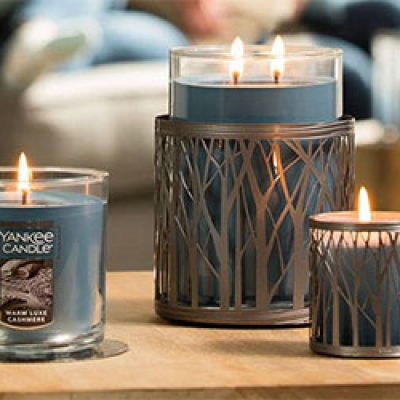 Yankee Candle: $10 Off $10 Coupon - Last Day
