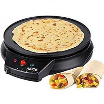 Aicok Crepe Maker Just $34.99 (Reg $70)