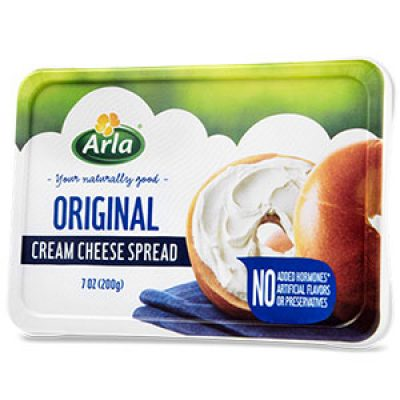 Free Arla Cheese Spread W/ Coupon