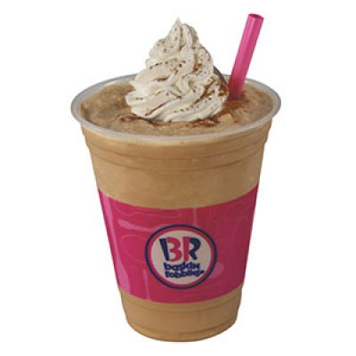 Baskin-Robbins: Free Cappucino Blast Sample - Sep. 22