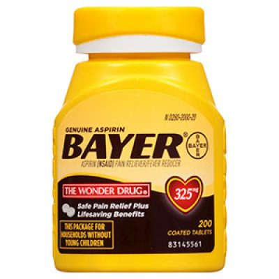 Bayer Aspirin Coupon