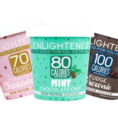 Free Enlightened Ice Cream Coupon