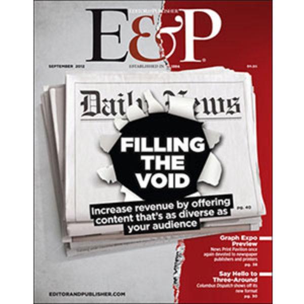 Free Editor & Publisher Magazine Subscription