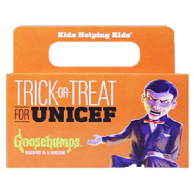 Free Trick or Treat For Unicef Boxes