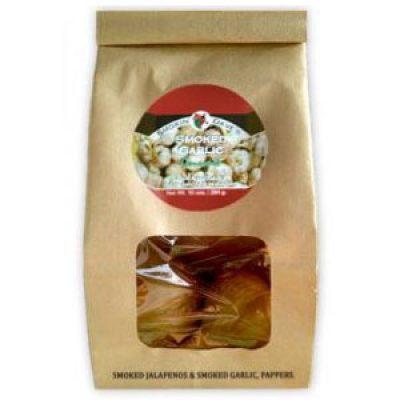 Free Smoked Garlic Sample