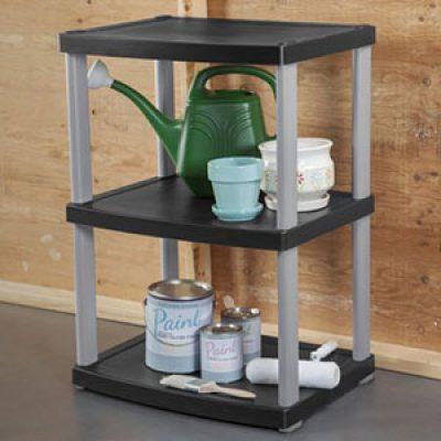 Sterilite 3-Shelf Unit Just $6.67 (Reg $22)