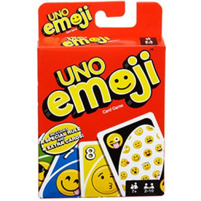 Uno Emoji Card Game Just $5.97 (Reg $9.66)