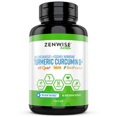Free Turmeric Curcumin Sample