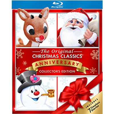 Christmas Classics Blu-ray Just $12.73 (Reg $25)