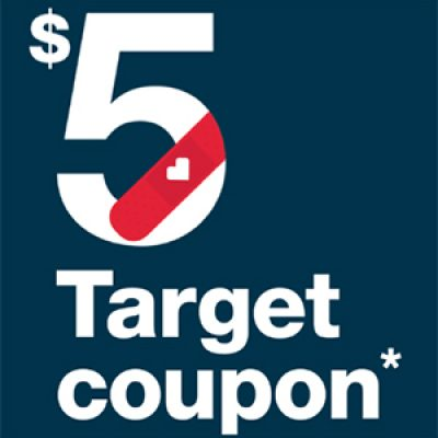 Free $5 Target Coupon W/ Flu Shot